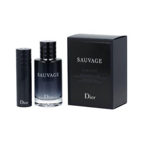 Christian Dior Sauvage 100ml Edt + 10ml Edt Geschenkset