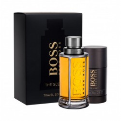 Hugo Boss The Scent 100ml Edt + Deostick Geschenkset