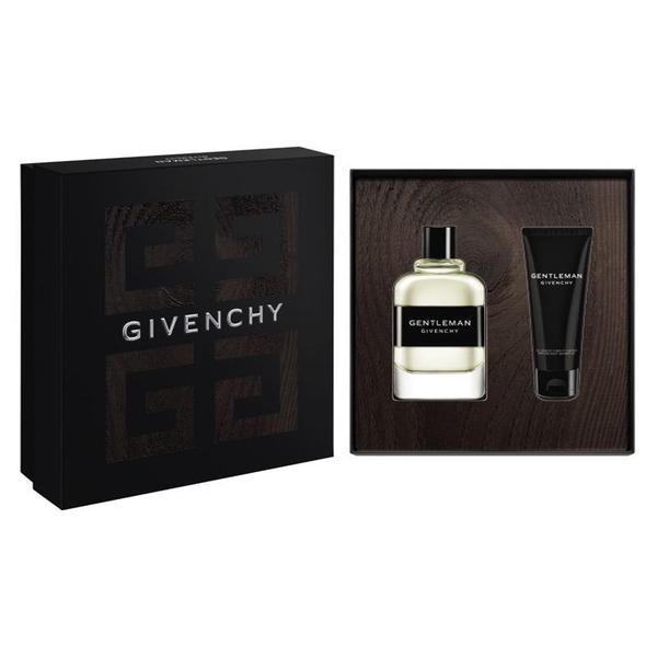 Givenchy Gentleman 100ml Edt + Hair and Body Showergel Geschenkset