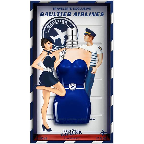 Jean Paul Gaultier Classique Pin-up Eau de Parfum 50 ml