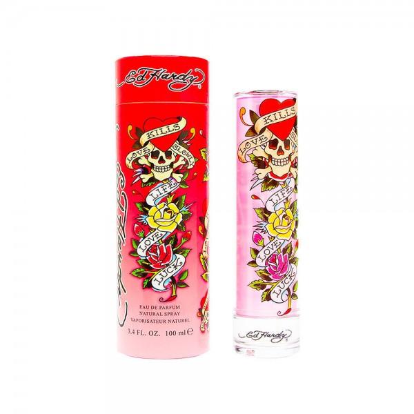 Ed Hardy Women Eau de Parfum 100 ml