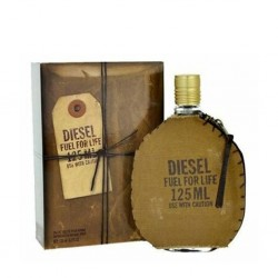 Diesel Fuel for Life Men Eau de Toilette 125 ml