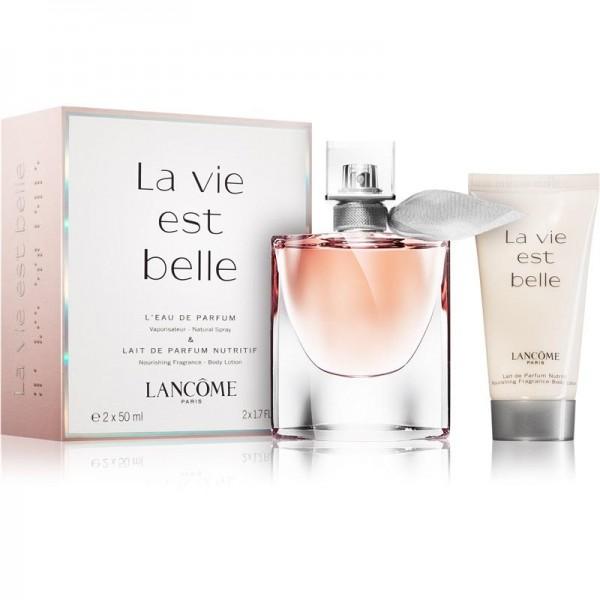 Lancôme La Vie Est Belle 50ml Edp + Bodylotion Geschenkset