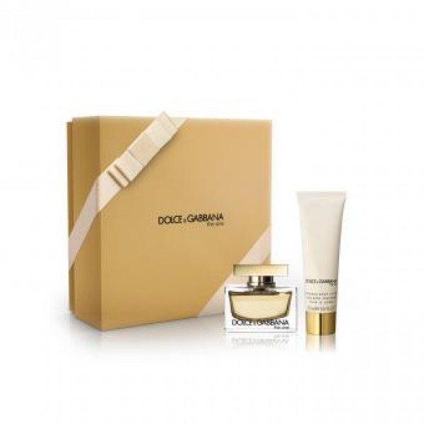 Dolce & Gabbana The One 30 ml edp + 50 BL Geschenkset set