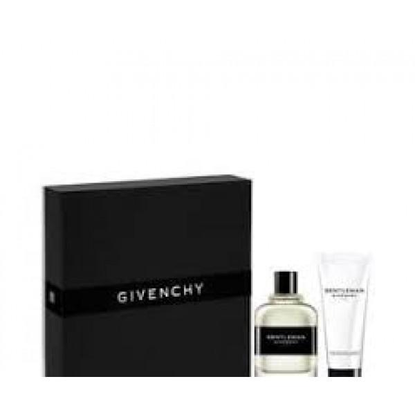 Givenchy Gentleman EDT 50 ml + SG 75 ml Geschenkset