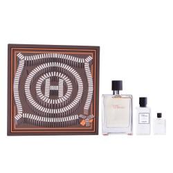 Hermes Terre D'Hermes EDT 100ml + Edt 5ml + Aftershave  Geschenkset