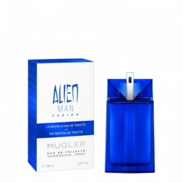 Thierry Mugler Alien Fusion Man Eau de toilet 50 ml