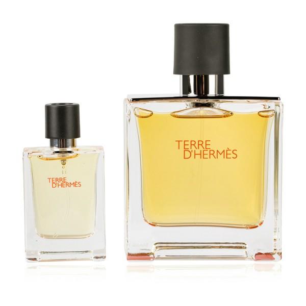 Hermes Terre D Hermes 75ml Edp + 12,5 ml Edp Geschenkset