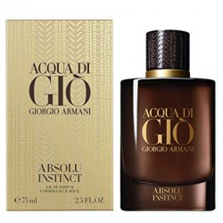 Armani Acqua di Gio Absolu Instinct Eau de parfum 75 ml
