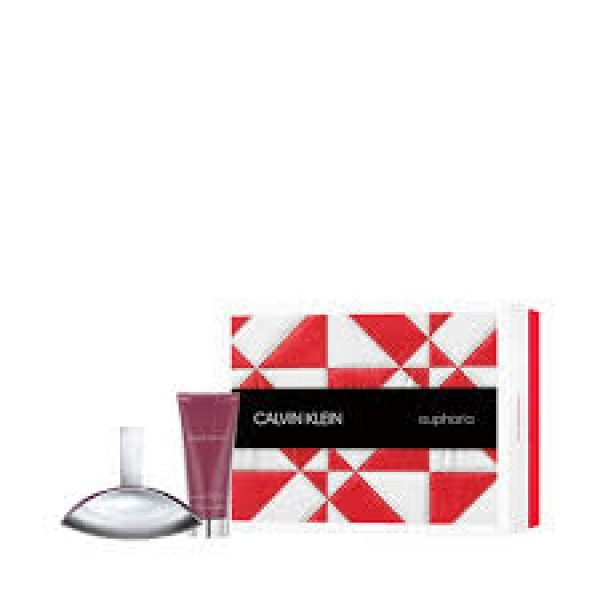 Calvin Klein Euphoria 100 ml edp +100 ml BL  Geschenkset set
