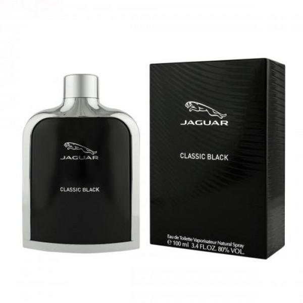 Jaguar Classic Black Eau de Toilette 100 ml