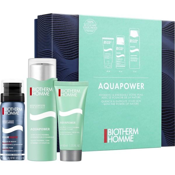Biotherm Aquapower Homme 3st. Geschenkset