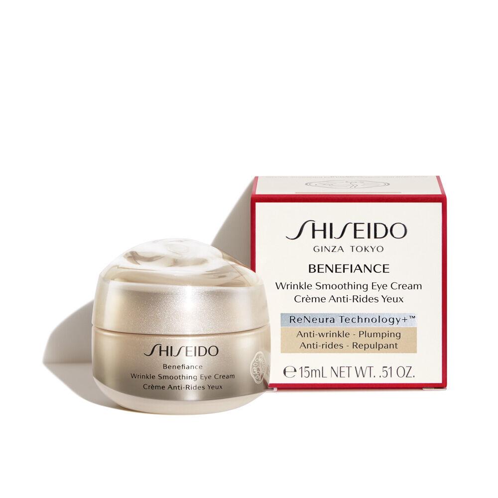 Benefiance Wrinkle Smoothing Eye Cream - Shiseido - 15 ml - cos