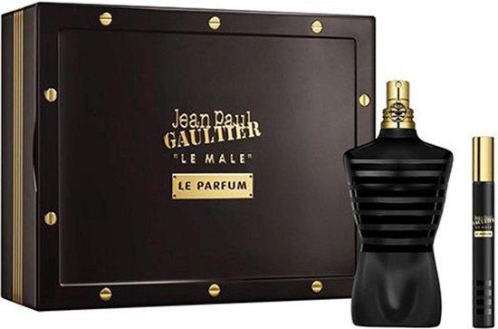 Le Male Le Parfum 125ml Edp + 10ml Edp - Jean Paul Gaultier set