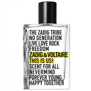 This is Us! - Zadig and Voltaire - 100 ml - edt
