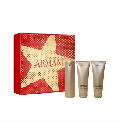Emporio She 50ml Edp + Showergel + Bodylotion - Armani set