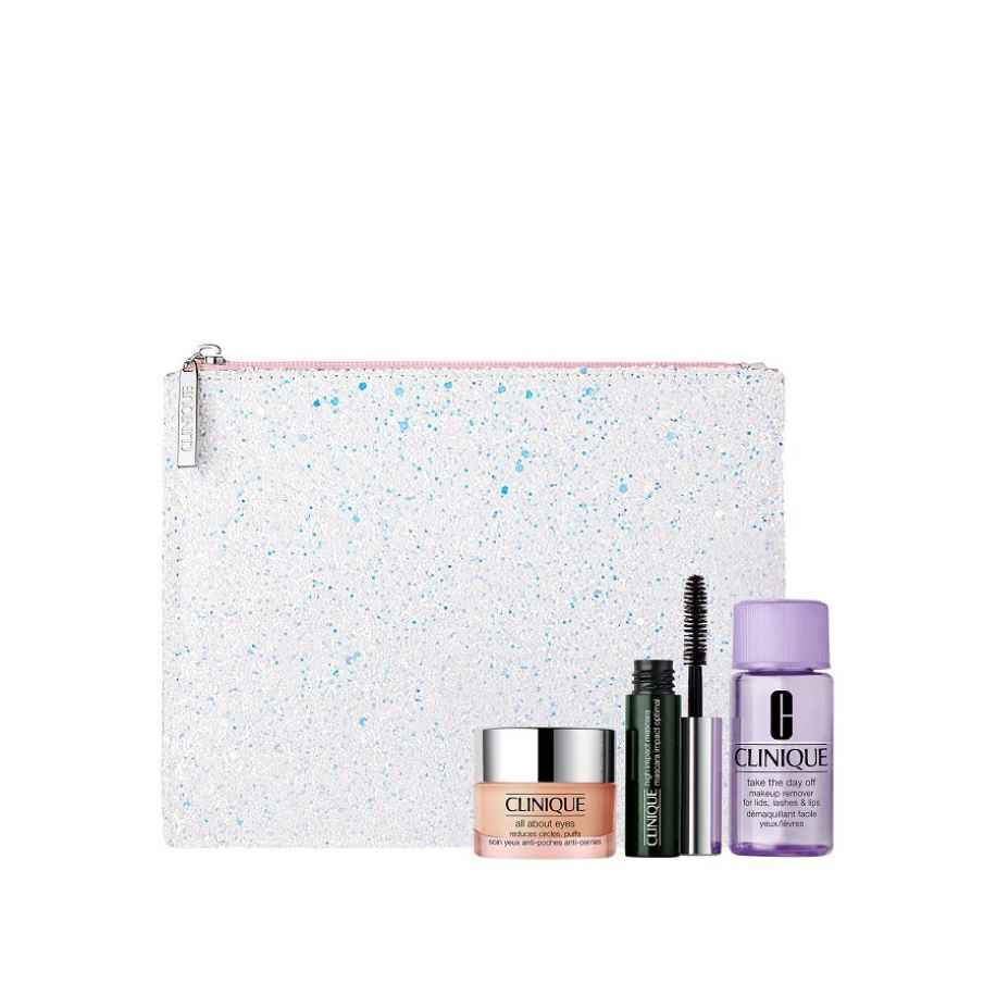 All About Eyes - Clinique set