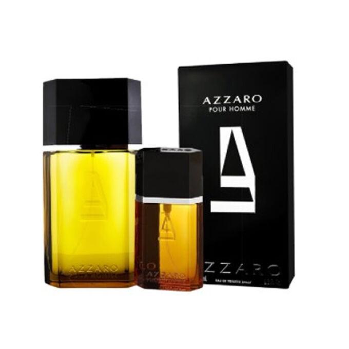 Pour Homme 200ml Edt + 30ml Edt - Azzaro set