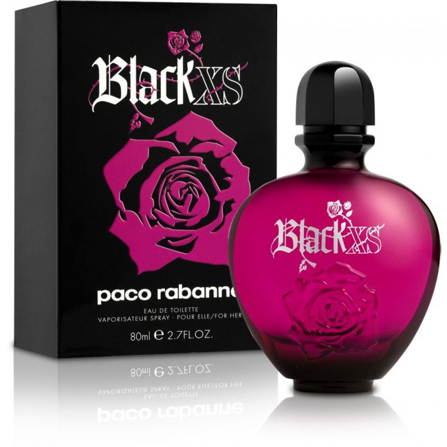 Black XS for Her - Paco Rabanne - 80 ml - edt