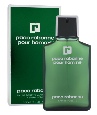 Pour Homme - Paco Rabanne - 100 ml - edt