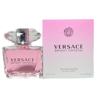 Bright Crystal - Versace - 200 ml - edt