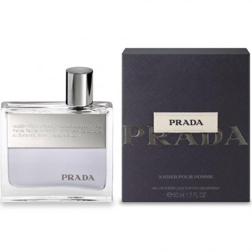 Amber pour Homme - Prada - 50 ml - edt