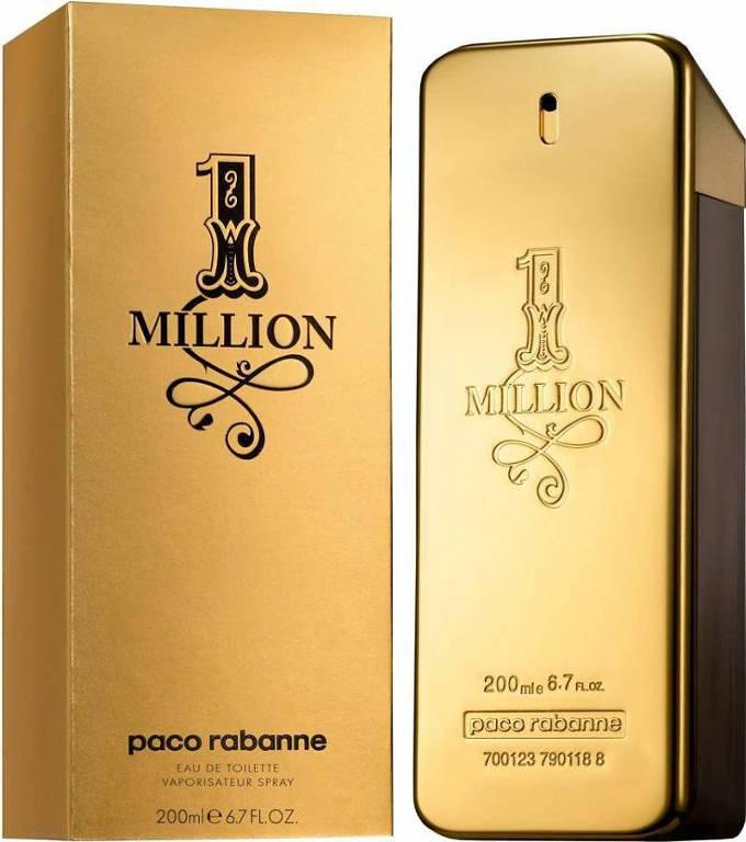 1 Million - Paco Rabanne - 200 ml - edt