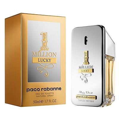 1 Million Lucky - Paco Rabanne - 50 ml - edt