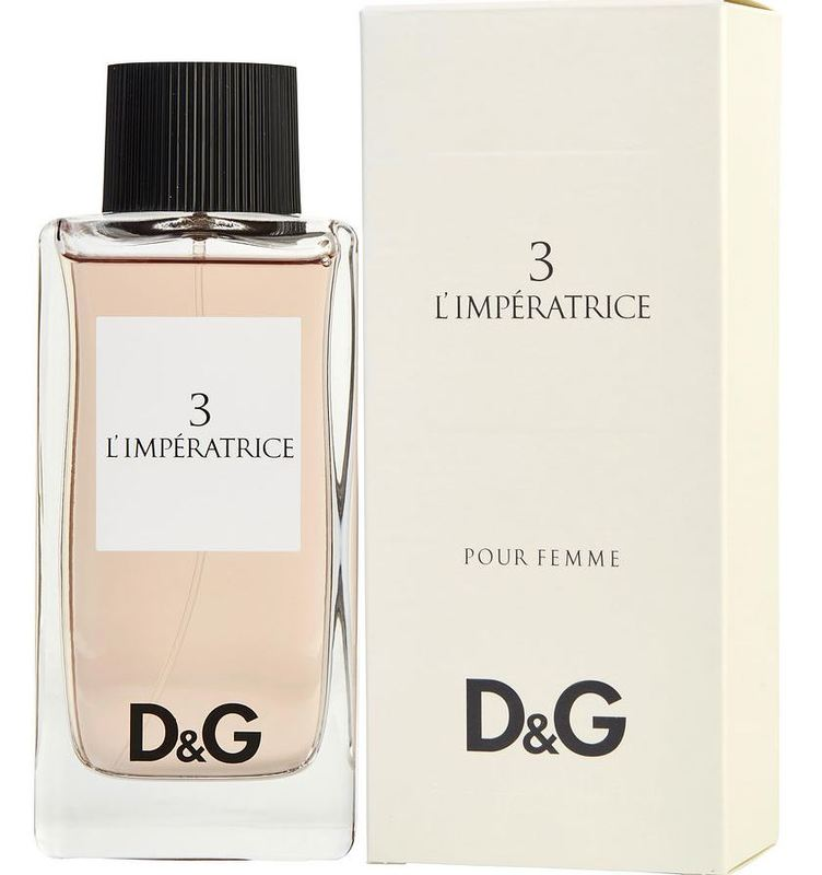 3 L'Imperatrice - Dolce and Gabbana - 100 ml - edt