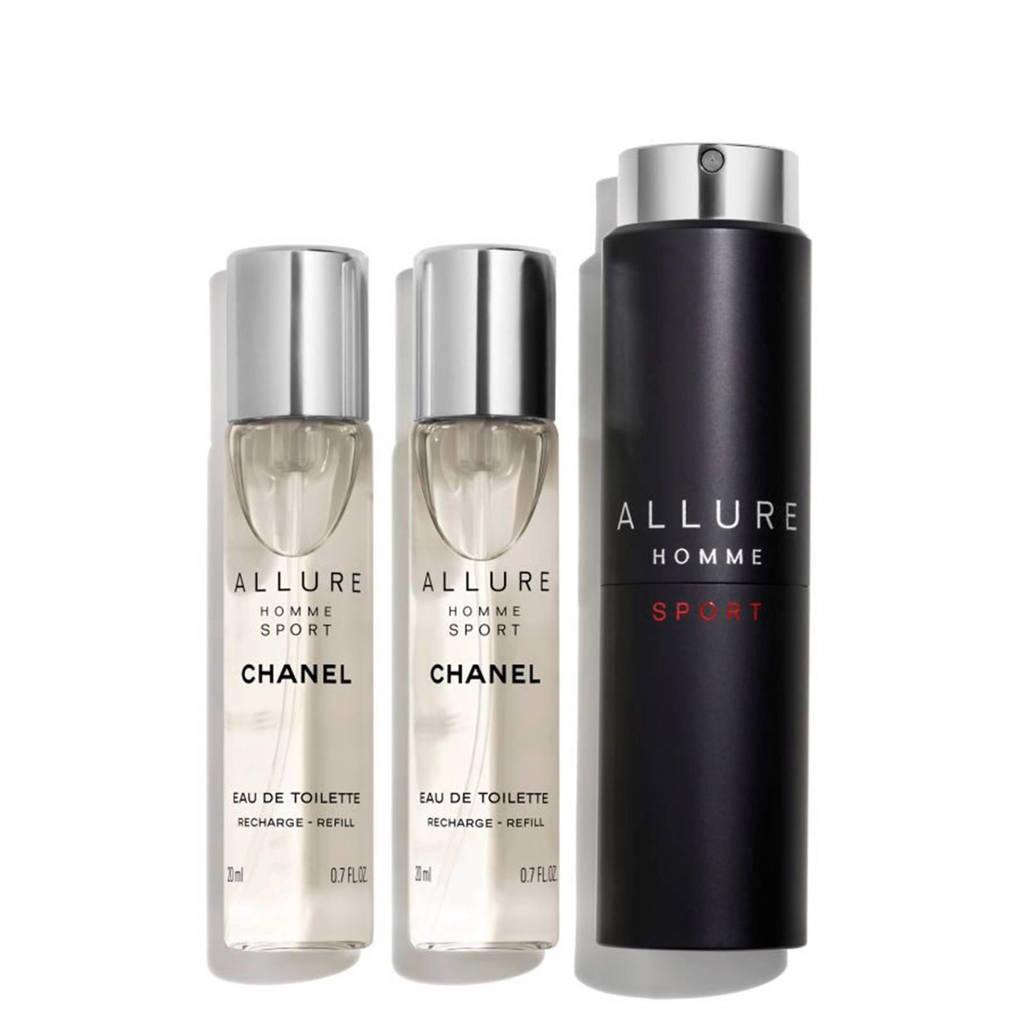 Allure Homme Sport - Chanel - 3x 20ml - edt