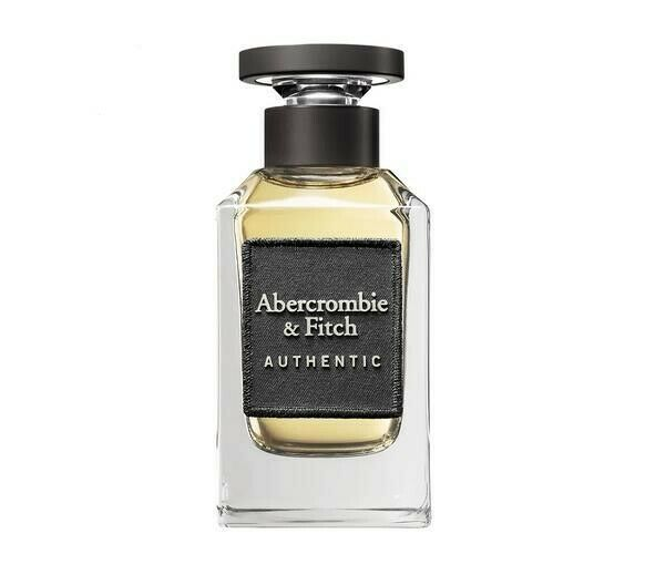 Authentic Men - Abercrombie and Fitch - 100 ml - edt